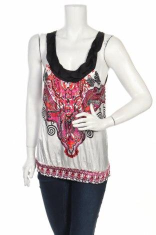 Γυναικείο αμάνικο μπλουζάκι Heart Soul, Μέγεθος S, Χρώμα Πολύχρωμο, Πολυεστέρας, Τιμή 2,97€