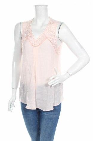 Γυναικείο αμάνικο μπλουζάκι Zac & Rachel, Μέγεθος M, Χρώμα Ρόζ , 65% πολυεστέρας, 35% βισκόζη, Τιμή 2,48€