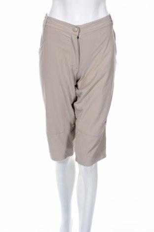 Дамски спортен панталон Crivit Sports, Размер M, Цвят Бежов, 92% полиестер, 8% еластан, Цена 3,22лв.