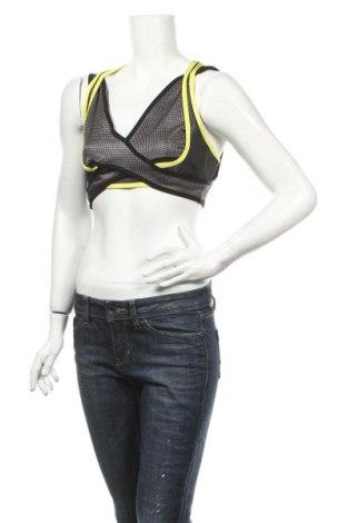 Női sport top Alexander Wang For H&M, Méret M, Szín Fekete, 89% poliészter, 11% elasztán, Ár 5465 Ft