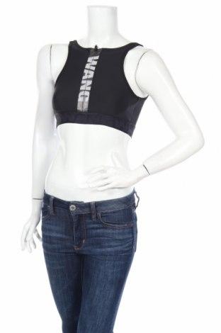 Дамски спортен топ Alexander Wang For H&M, Размер XS, Цвят Черен, 77% полиамид, 23% еластан, Цена 20,70лв.