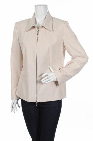 Дамско сако 4/5/6 Fashion Concept, Размер L, Цвят Бежов, Полиестер, Цена 5,50лв.