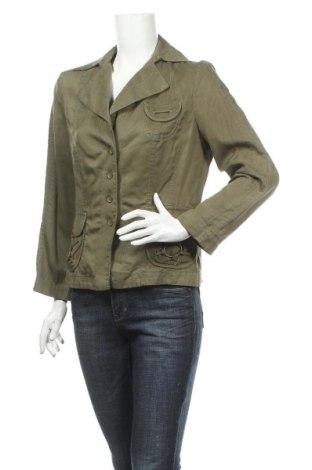 Γυναικείο σακάκι Apriori, Μέγεθος M, Χρώμα Πράσινο, Lyocell, Τιμή 3,09€