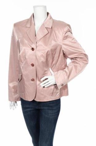 Дамско сако Madeleine, Размер XS, Цвят Розов, 67% памук, 33% полиамид, Цена 15,50лв.