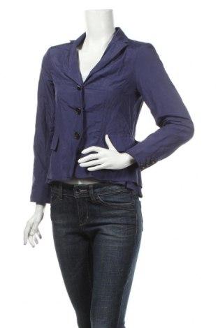 Дамско сако Madeleine, Размер XS, Цвят Син, 50% полиестер, 45% вискоза, 5% еластан, Цена 14,00лв.