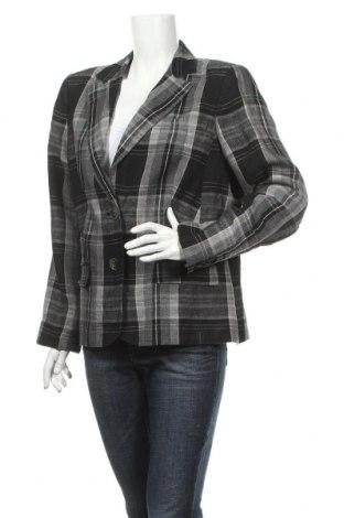 Дамско сако Madeleine, Размер XL, Цвят Многоцветен, Лен, Цена 14,75лв.