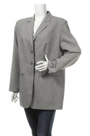 Dámské sako  Up Town, Rozměr XL, Barva Šedá, 100% polyester, Cena  166,00Kč