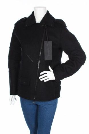 Geacă de femei Alexander Wang For H&M, Mărime M, Culoare Negru, 68% lână, 32% poliamidă, Preț 190,13 Lei