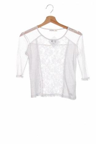 Детска блуза Abercrombie Kids, Размер 8-9y/ 134-140 см, Цвят Сив, 57% памук, 43% полиестер, Цена 3,06лв.
