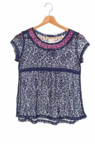 Детска блуза Arizona Jean Co, Размер 12-13y/ 158-164 см, Цвят Син, Полиестер, Цена 8,00лв.