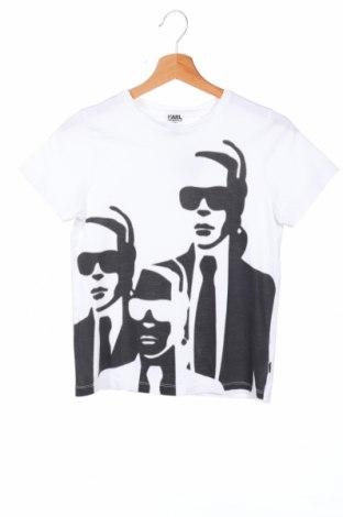Tricou de copii Karl Lagerfeld