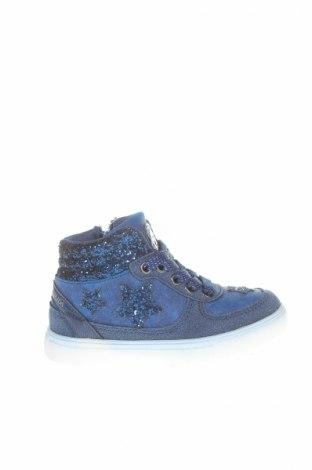 Detské topánky  Solo, Veľkosť 25, Farba Modrá, Eko koža , textil, Cena  6,96€