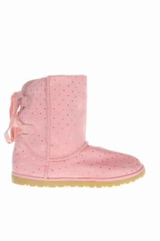 Детски обувки ZY kids, Размер 34, Цвят Розов, Текстил, Цена 26,22лв.