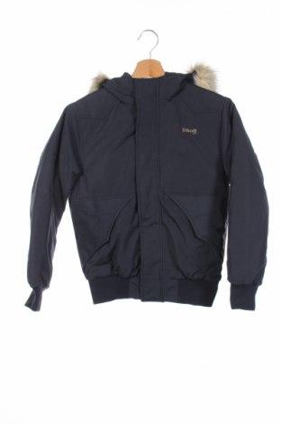Детско яке Schott, Размер 11-12y/ 152-158 см, Цвят Син, 80% полиестер, 20% памук, Цена 152,64лв.