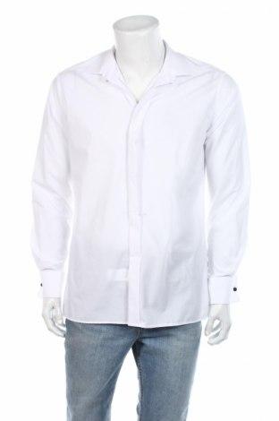 Pánska košeľa  Eterna, Veľkosť M, Farba Biela, Bavlna, Cena  10,10€