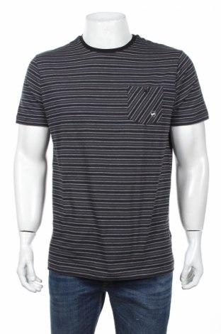 Męski T-shirt Gas, Rozmiar XL, Kolor Kolorowy, Bawełna, Cena 61,82zł