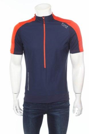 Ανδρικό t-shirt Gore, Μέγεθος M, Χρώμα Μπλέ, Πολυαμίδη, Τιμή 21,35€