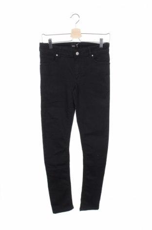 Мъжки дънки Asos, Размер S, Цвят Черен, 73% памук, 24% полиестер, 3% еластан, Цена 20,50лв.
