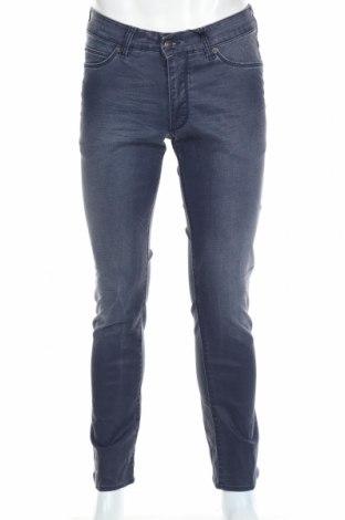 Pánske džínsy  Drykorn for beautiful people, Veľkosť M, Farba Modrá, 79% bavlna, 18% polyester, 3% elastan, Cena  22,58€