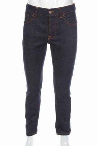 Ανδρικό τζίν Nudie Jeans Co, Μέγεθος M, Χρώμα Μπλέ, 98% βαμβάκι, 2% ελαστάνη, Τιμή 24,59€