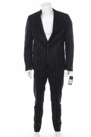 Pánsky oblek  Drykorn for beautiful people, Veľkosť L, Farba Čierna, Vlna, Cena  54,54€