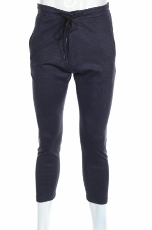 Ανδρικό παντελόνι Drykorn for beautiful people, Μέγεθος M, Χρώμα Μπλέ, 78% πολυεστέρας, 18% βισκόζη, 4% ελαστάνη, Τιμή 16,93€