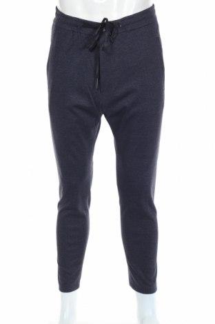 Ανδρικό παντελόνι Drykorn for beautiful people, Μέγεθος M, Χρώμα Μπλέ, 78% πολυεστέρας, 18% βισκόζη, 4% ελαστάνη, Τιμή 28,22€