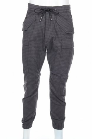 Ανδρικό παντελόνι Drykorn for beautiful people, Μέγεθος M, Χρώμα Γκρί, 65% πολυεστέρας, 36% βαμβάκι, Τιμή 16,93€