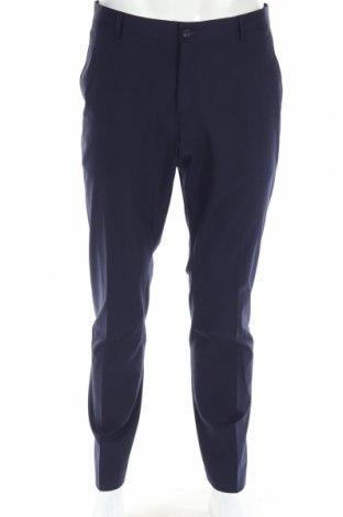 Pánske nohavice  Selected Homme, Veľkosť L, Farba Modrá, 65% polyester, 33% viskóza, 2% elastan, Cena  11,47€