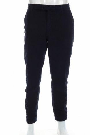 Ανδρικό παντελόνι Siviglia White, Μέγεθος M, Χρώμα Μπλέ, 97% βαμβάκι, 3% ελαστάνη, Τιμή 10,18€