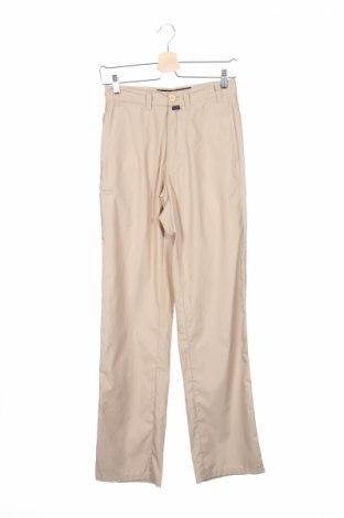 Мъжки спортен панталон Freeman T. Porter, Размер XS, Цвят Бежов, Полиестер, Цена 8,50лв.