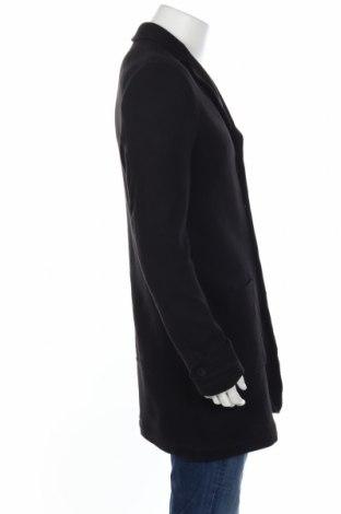 Мъжко палто Drykorn for beautiful people, Размер L, Цвят Черен, 100% памук, Цена 291,75лв.