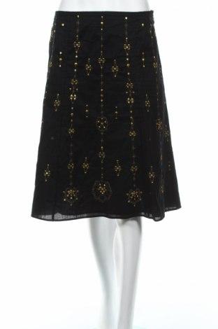 Φούστα Ann Taylor, Μέγεθος M, Χρώμα Μαύρο, 100% βαμβάκι, Τιμή 7,11€