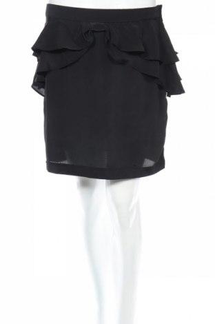 Пола H&M, Размер M, Цвят Черен, Полиестер, Цена 3,81лв.