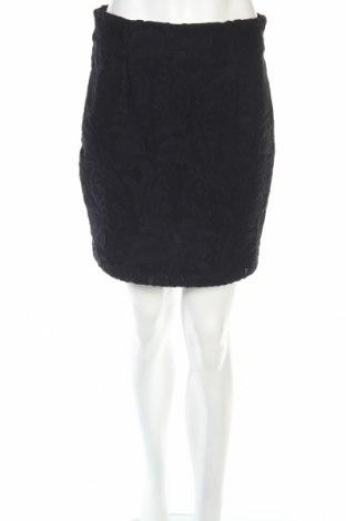 Φούστα H&M, Μέγεθος S, Χρώμα Μαύρο, Πολυεστέρας, Τιμή 4,74€