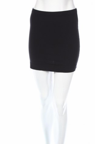 Пола H&M, Размер S, Цвят Черен, 95% памук, 5% еластан, Цена 4,64лв.