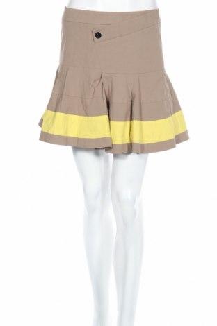 Пола Karen Millen, Размер S, Цвят Бежов, 81% памук, 15% полиамид, 4% еластан, Цена 18,85лв.