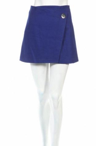 Sukně Morgan, Rozměr S, Barva Modrá, 80% vlna, 20% polyamide, Cena  498,00Kč