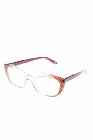 Ramе de ochelari Bottega Veneta, Culoare Roșu, Preț 398,95 Lei
