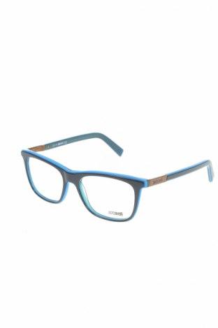 Σκελετοί γυαλιών  Just Cavalli, Χρώμα Μπλέ, Τιμή 46,73€