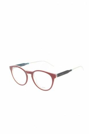 Szemüvegkeretek Tommy Hilfiger, Szín Barna, Ár 13263 Ft