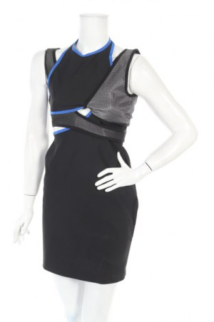 Рокля Alexander Wang For H&M, Размер XS, Цвят Черен, 89% полиестер, 11% еластан, Цена 39,60лв.