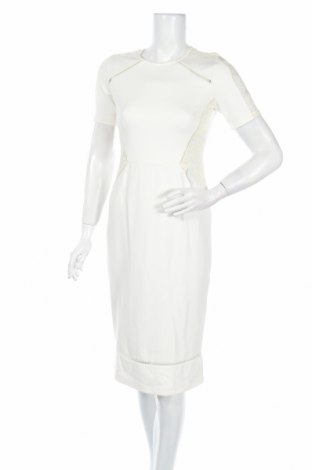 Φόρεμα Asos, Μέγεθος M, Χρώμα Λευκό, 71% βισκόζη, 24% πολυεστέρας, 4% ελαστάνη, Τιμή 18,40€
