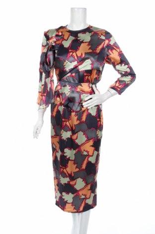 Šaty  ASOS, Veľkosť L, Farba Viacfarebná, 100% hodváb , Cena  39,87€