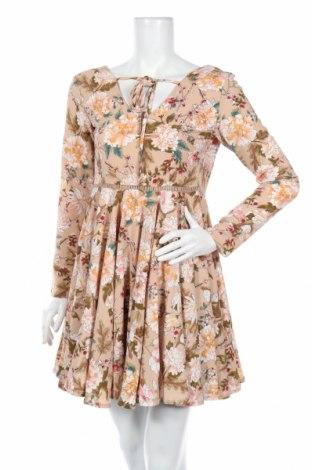 Φόρεμα Boohoo, Μέγεθος M, Χρώμα Πολύχρωμο, 100% πολυεστέρας, Τιμή 9,74€