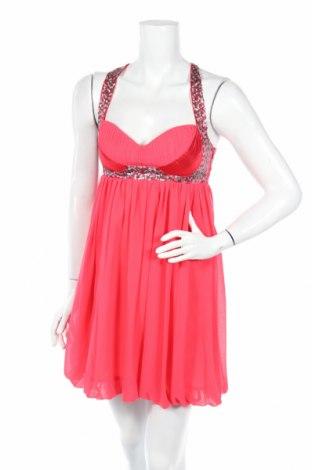 Φόρεμα Lipsy London, Μέγεθος M, Χρώμα Ρόζ , Πολυεστέρας, Τιμή 4,82€
