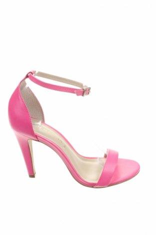 Сандали San Marina, Размер 38, Цвят Розов, Естествена кожа, Цена 55,68лв.
