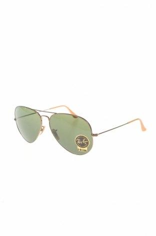 Γυαλιά ηλίου Ray Ban, Χρώμα  Μπέζ, Τιμή 80,86€