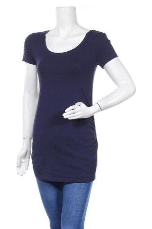 Блуза за бременни Anna Field, Размер M, Цвят Син, 95% памук, 5% еластан, Цена 19,08лв.