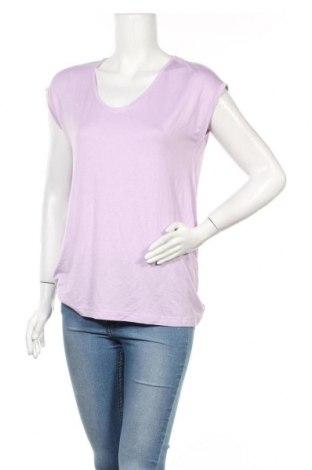 Блуза за бременни Pieces, Размер S, Цвят Лилав, 95% вискоза, 5% еластан, Цена 29,25лв.